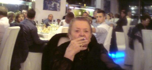 Η σούπερ γιαγιά της Λάρισας