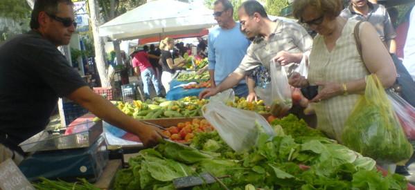 Νέο μπέρδεμα: Λαϊκές αγορές και τα απογεύματα;
