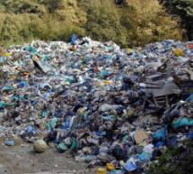Παράνομη χωματερή στα νότια των Τρικάλων