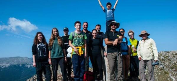 Σε κορυφή του Κόζιακα έφηβοι του ΣΟΧΤ