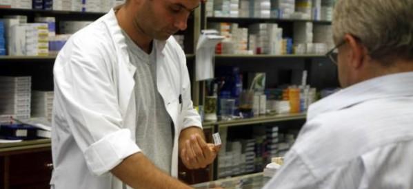 Απηύδησαν και οι φαρμακοποιοι: 48ωρη απεργία από Δευτέρα