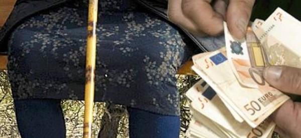 Εξαπάτησε ηλικιωμένη και της πήρε 9000 ευρώ στα Τρίκαλα