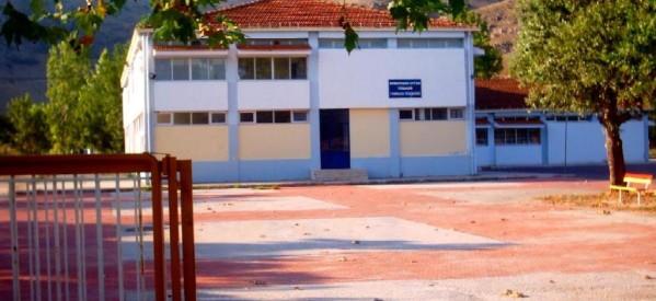 Ιδιώτης κάλυψε ελλείψεις στο Γυμνάσιο Οιχαλίας