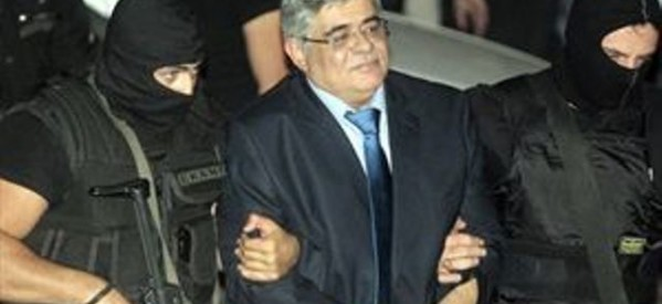 Προφυλακίστηκε ο Ν. Μιχαλολιάκος