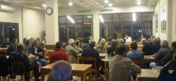 """Μήνυμα """"Φυσάει Κόντρα"""" από τα Μ. Καλύβια: Διεκδικούμε τον Δήμο"""