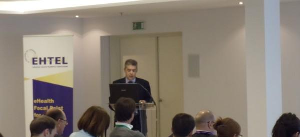 Παρουσίαση προγράμματος του e-trikala από τον Κ. Αγοραστό