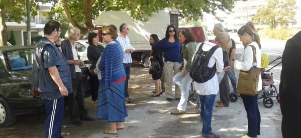 ΦΥΣΑΕΙ ΚΟΝΤΡΑ: Νέα συγκέντρωση για την πλατεία της ΔΕΗ