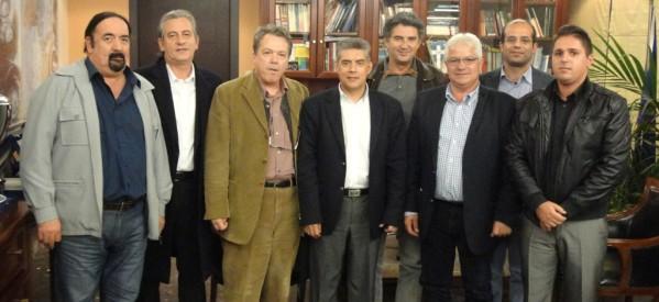 Συνάντηση περιφερειάρχη με τον Σύνδεσμο Τουριστικών Επιχειρήσεων Μετεώρων