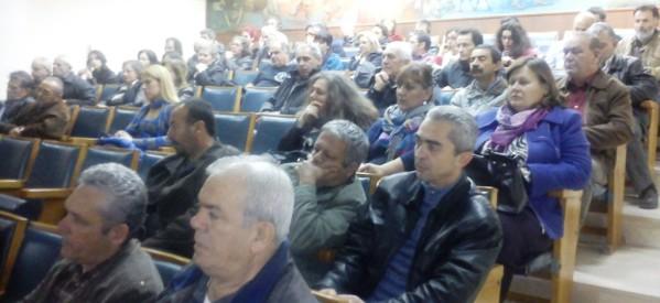 Τ. Τσιαπλές: Το ΚΚΕ έμεινε όρθιο 95 χρόνια