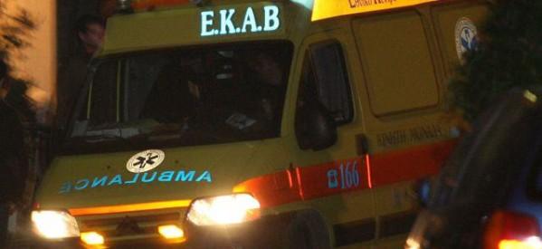 Δεύτερο δυστύχημα με όχημα που υπέστη βλάβη