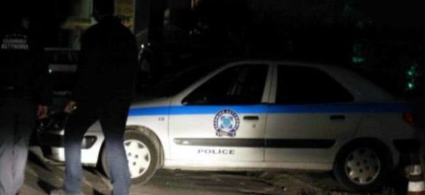 Εριξαν μολότοφ σε Αστυνομικό Τμήμα στον Βόλο