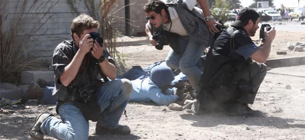 """Οταν η φωτογραφική μηχανή γίνεται """"όπλο"""""""