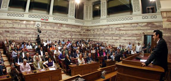 ΕΚΤΑΚΤΟ: Πρόταση μομφής στην κυβέρνηση κατέθεσε ο ΣΥΡΙΖΑ