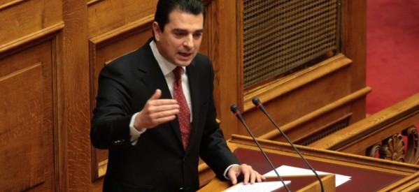 Κ. Σκρέκας: «Περιορίζουμε τη γραφειοκρατία και τη σπατάλη»