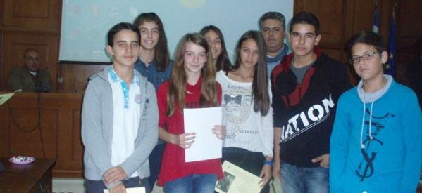 Επιτυχίες μαθητών του 1ου Γυμνασίου Τρικάλων