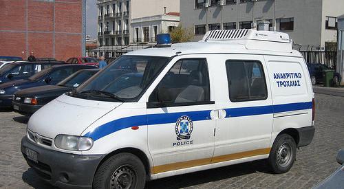 Τέσσερα οχήματα για την Τροχαία της Θεσσαλίας