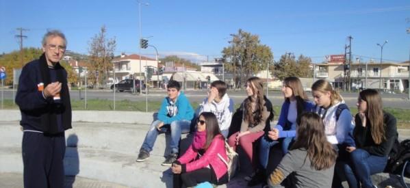 ECO-μετα-ΚΙΝΗΣΗ των μαθητών του 2ου Γυμνασίου Τρικάλων