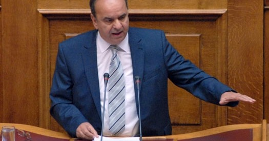 Παραίτηση Π. Σιούφα από το βουλευτικό αξίωμα