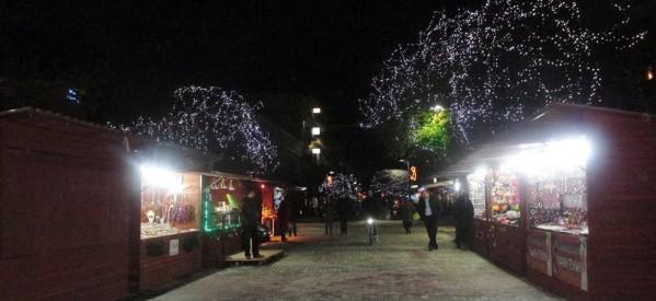Χριστουγεννιάτικες εμποροδραστηριότητες στα Τρίκαλα