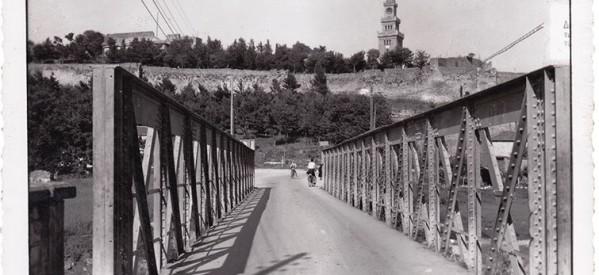 Μια γέφυρα με πολλές αναμνήσεις