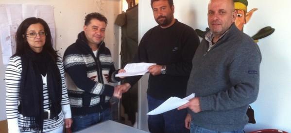 Οι πρώτες συμβάσεις με κοινωνικές συνεταιριστικές επιχειρήσεις στα Τρίκαλα