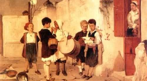 Να τα πούμε; – Η παράδοση των καλάντων που «κρατά» από την αρχαιότητα