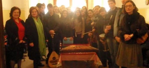 Μουσικό Σχολείο Τρικάλων: Όλοι μαζί ΜΠΟΡΟΥΜΕ