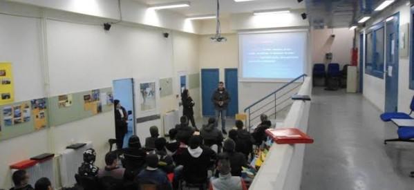 Σημαντική εκδήλωση στο ΣΔΕ φυλακών Τρικάλων για τον εκφοβισμό