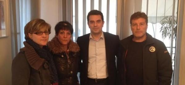 Συναντήσεις Σκρέκα με ομάδες που πλήττονται από την κυβερνητική πολιτική