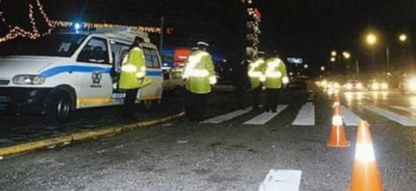 Θανατηφόρο τροχαίο ατύχημα έξω από την Καρδίτσα