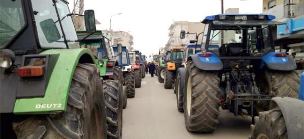 Με λεωφορεία από τα Τρίκαλα στην Agrotica για συλλαλητήριο