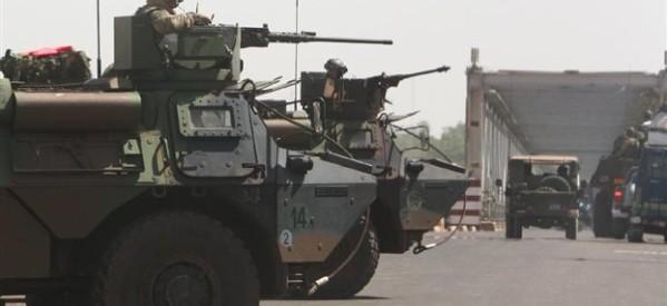 Ιμπεριαλιστική επέμβαση της ΕΕ στην Κεντροαφρικανική Δημοκρατία με ορμητήριο τη Λάρισα