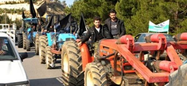 Στην Αγκρότικα το Σάββατο οι αγρότες