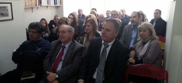 Στους Πολυθεάτες της Αθήνας ο Η. Βλαχογιάννης