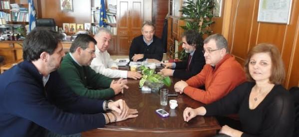 Θέματα του Νοσοκομείου συζήτησαν Μιχαλάκης – Σουφλιάς