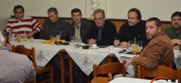 Δύο υποψηφιότητες για το σχήμα που στηρίζει ο ΣΥΡΙΖΑ στη Φαρκαδόνα