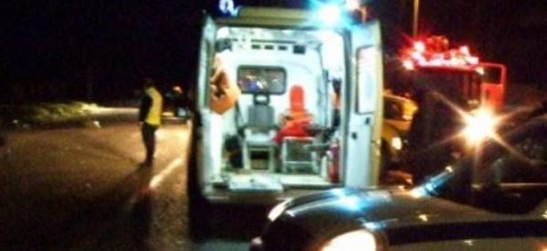Ελασσόνα: Οδηγός καταπλακώθηκε από την νταλίκα του