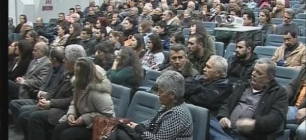 Κάλεσμα για ενίσχυση του ΚΚΕ εν όψει των διπλών εκλογών