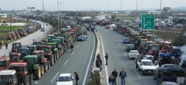 Παρατείνονται οι κυκλοφοριακές ρυθμίσεις λόγω μπλόκων