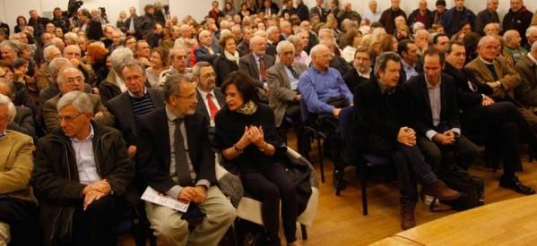 """Θυμήθηκαν… ανανέωση στο κοινό ευρωψηφοδέλτιο ΠΑΣΟΚ – """"58"""""""