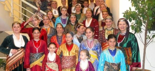 Μαθήματα χορού στην Εύξεινο Λέσχη Ποντίων