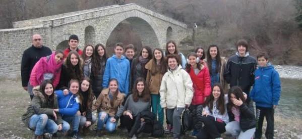 Περιβαλλοντικές Διαδρομές του 2ου Γυμνασίου Τρικάλων στο ΚΠΕ Γρεβενών