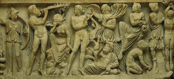 Η μίμηση στην αρχαία ελληνική φιλοσοφική σκέψη