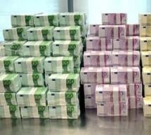 Βρήκαν σε… φράγμα 13 εκατ. ευρώ σε 500άρικα !