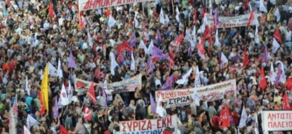ΣΥΡΙΖΑ Τρικάλων: Κάθε μέρα στους δρόμους!