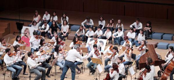 Η Camerata Junior Ορχήστρα Νέων των Φίλων της Μουσικής στα Τρίκαλα