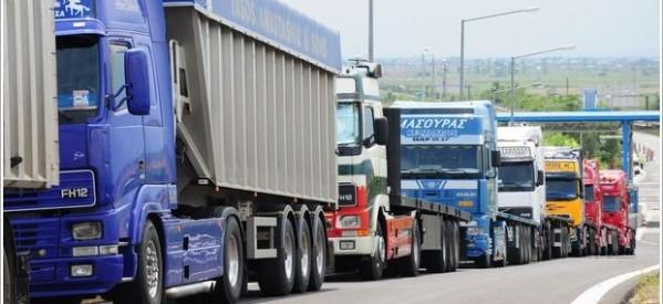 Απεργία διαρκείας και από τους φορτηγατζήδες