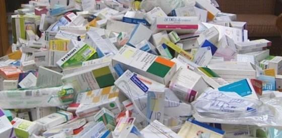 """Συγκέντρωση φαρμάκων από την """"Πράσινη Κιβωτό"""" στα Τρίκαλα"""