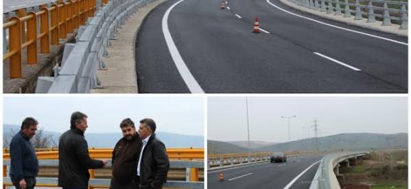 Επιτέλους! Διπλή γέφυρα στο Κουτσόχερο