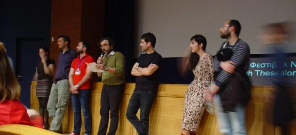 Βραβείο κοινού για τον Δημήτρη Κουτσιαμπασάκο στο φεστιβάλ ντοκιμαντέρ Θεσσαλονίκης